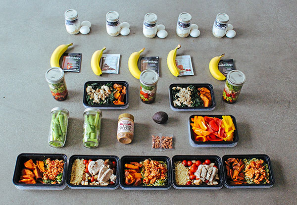 PiYo Meal Prep for the 1,800–2,100 Calorie Level - The Beachbody Blog