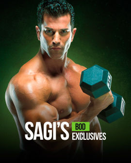 Sagi's BOD Exclusives