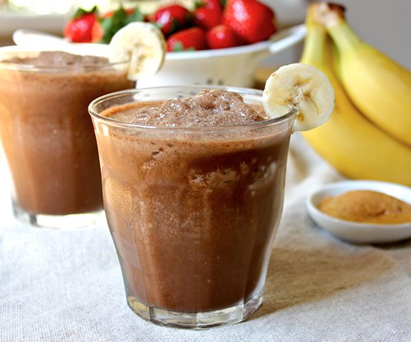 Peanut Butter Banana Split Shakeology Recipe