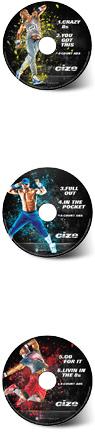 CIZE DVDs