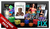 21 Day Fix EXTREME and Shakeology Challenge Pack