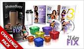 21 Day Fix and Shakeology Challenge Pack