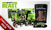 Body Beast and Shakeology Challenge Pack