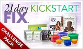 21 Day Fix Kickstart and Shakeology Challenge Pack