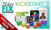 21 Day Fix EXTREME Kickstart and Shakeology Challenge Pack