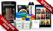 Club Kickstart and Shakeology Challenge Pack
