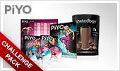 PiYo and Shakeology Challenge Pack