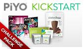 PiYo Kickstart and Shakeology Challenge Pack