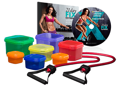 21 Day Fix EXTREME Ultimate Upgrade Kit