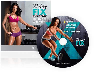21 Day Fix Extreme Ultimate Workout