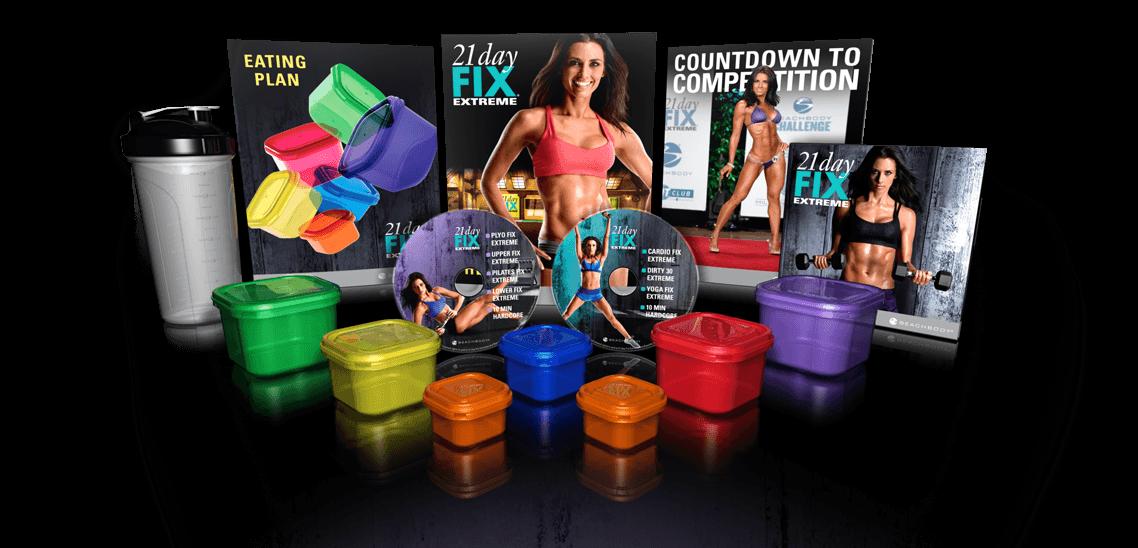 21 Day Fix EXTREME® Workout – Rock A Serious Hardbody