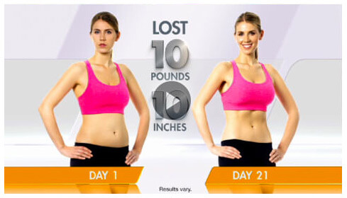 Watch the 21 Day Fix video.