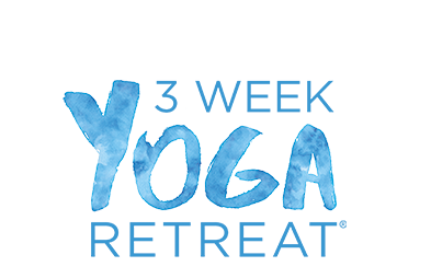 3 Week Yoga Retreat Logo