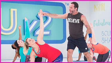 YOUv2 belive, achive and tone workout