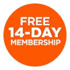 Free 14 Day Membership