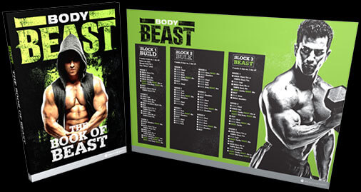 max workouts the 90 day ultimate lean body fitness program
