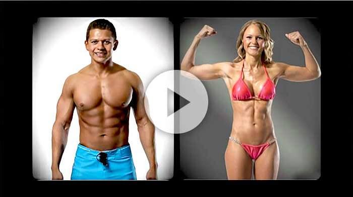body beast workout - carve lean, defined muscle & burn fat, Muscles