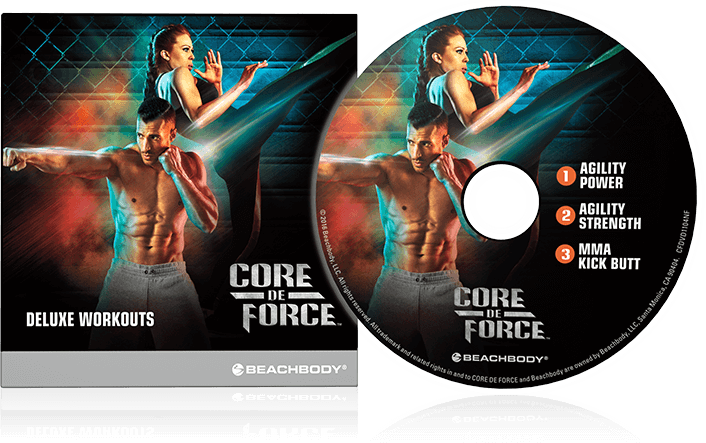 Core De Force Deluxe DVD set