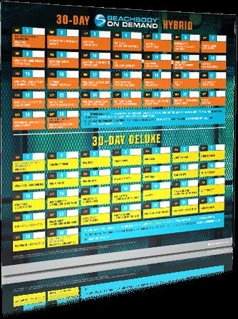 cdf deluxe upgrade calendar