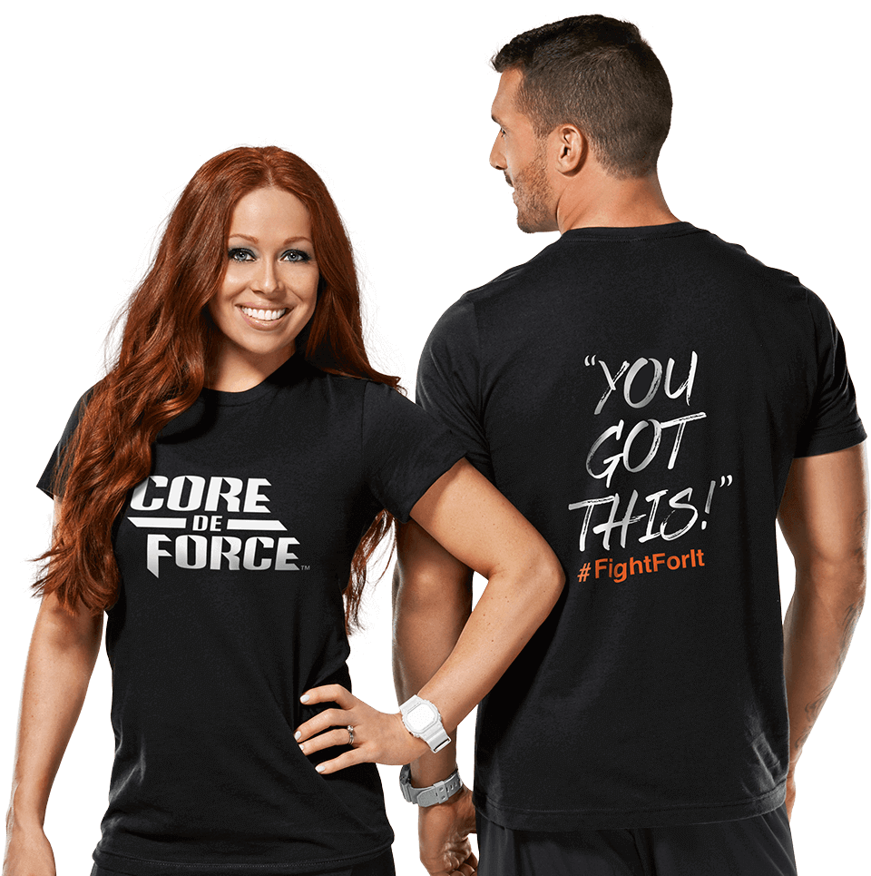 Core de Force T-shirt