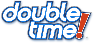 Double Time logo