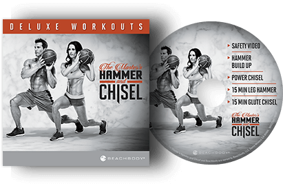 The Master's Hammer & Chisel Deluxe Workout