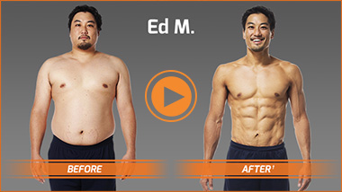 Watch This Video About Eds Transformation With The P90X3 Workout