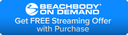 Beachbody On Demand - Get FREE Streaming Offer with Purchase