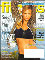 Fitness Magazine, January 2014