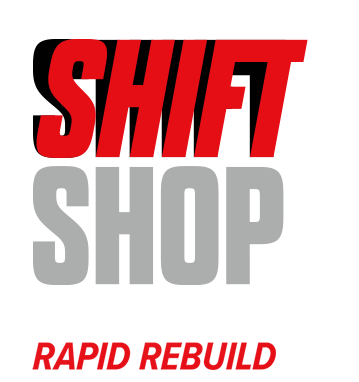Shift Shop Logo