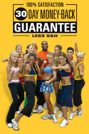 Turbo Jam Fat Burning Elite - 30 Day Money-Back Guarantee