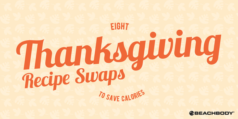 8 Healthier Thanksgiving Recipes to Save Calories