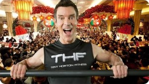 Black Friday Workout With Tony Horton