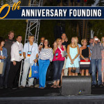 Happy 10th Anniversary Founding Coaches!