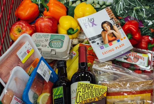 GroceryPro healthy groceries