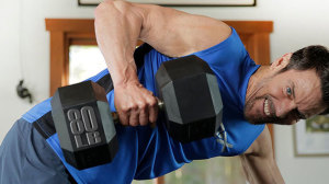 Total Bench Workout With Tony Horton