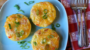 Mini Denver Quiches