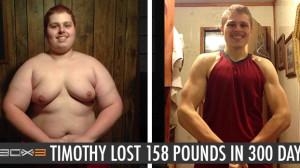 P90X3 Results Timothy M