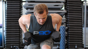 Try This Mini Workout Featuring Five Moves From P90 | BeachbodyBlog.com