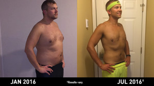 INSANITY MAX:30 Results: Jesse Lost 44 Pounds!