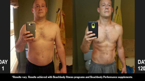 INSANITY MAX:30 Results: Stephen Lost 41 Pounds in 120 Days!