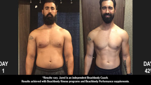 21 Day Fix EXTREME Results: Jared Lost 14 Pounds in 42 Days!