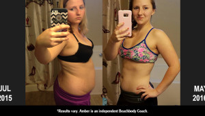 INSANITY MAX:30 Results: This 24-Year-Old Lost 24 Pounds!