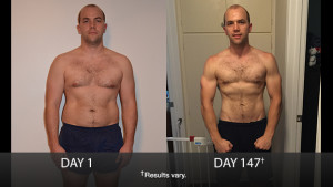Hammer and Chisel Results: Adam Lost 35 Pounds in 147 Days!