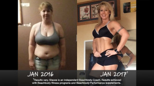 Beachbody Results: Stacee Lost 70 Pounds!