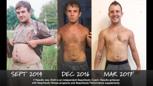 21 Day Fix Results: Brett Lost His Beer Belly