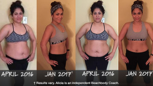 21 Day Fix Results: Busy New Mom Lost 30 Pounds!
