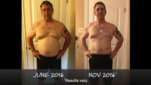 21 Day Fix Results: Busy Paramedic Found Time to Lose 50 Pounds