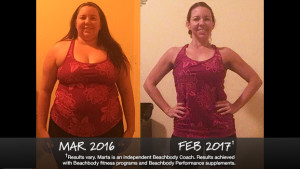 Beachbody Results: Marta Lost 86 Lbs and Won $1,000!