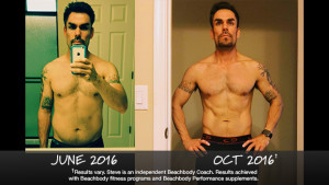 22 Minute Hard Corps Results: Check Out Steve's 18 Pound Weight-loss Transformation